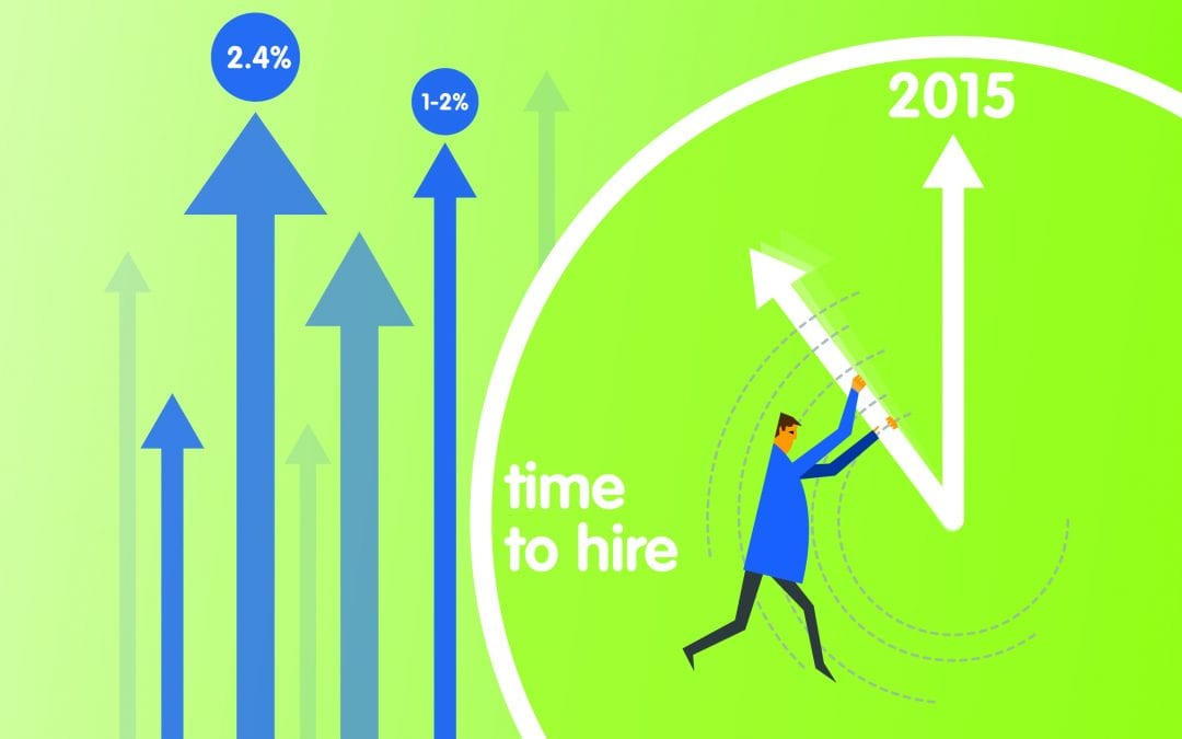 Employment and Pay: This Year's Predictions