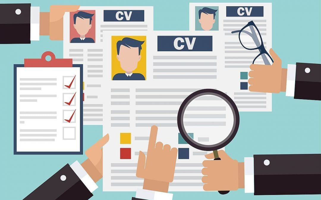 Create A CV That Will Get You Noticed