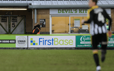 First Base team up with Forest Green Rovers