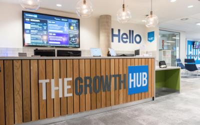 Straight Talking Sales Seminar at The Growth Hub