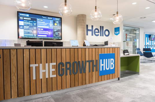 Straight Talking Sales Seminar at The Growth Hub