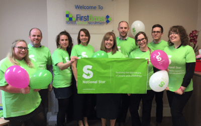 Charity Partnership with National Star