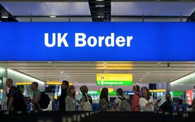 New UK points-based immigration scheme