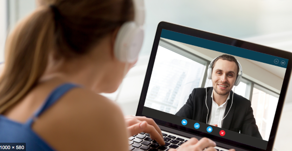 Get ahead of the curve and undertake interviews remotely